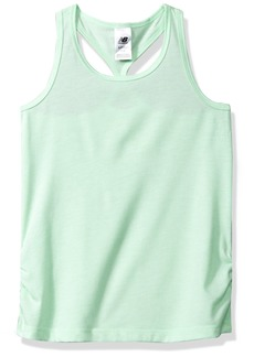 New Balance Kids Girls' Big Athletic Tank Top
