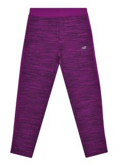 New Balance Kids Girls' Big Dual Face Pant  10/12