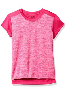 New Balance Kids Girls' Big Short Sleeve Performance Tee