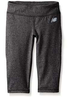 New Balance Little Girls' Performance Capris