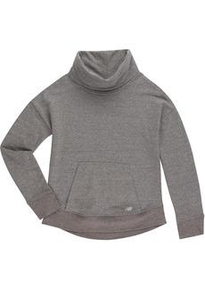 New Balance Kids Little Girls' Long Sleeve Pullover Top