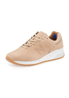 New Balance Leather Low-Top Sneaker