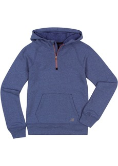 New Balance Little Boys' 1/4 Zip Hoodie