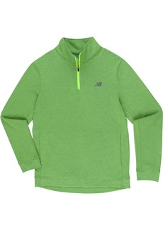 New Balance Little Boys' 1/4 Zip Pullover Top