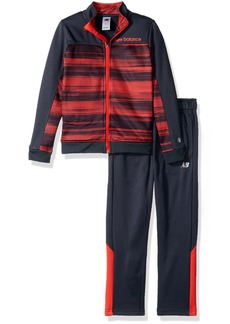 New Balance Little Boys' Athletic Jacket and Pant Set