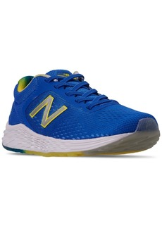 New Balance Little Boys Fresh Foam Arishi V2 Bungee Running Sneakers from Finish Line