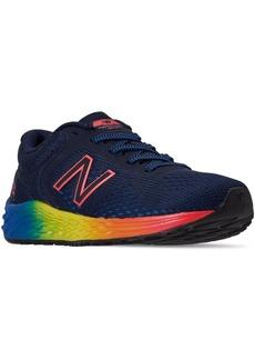 New Balance Little Boys Fresh Foam Arishi V2 Running Sneakers from Finish Line