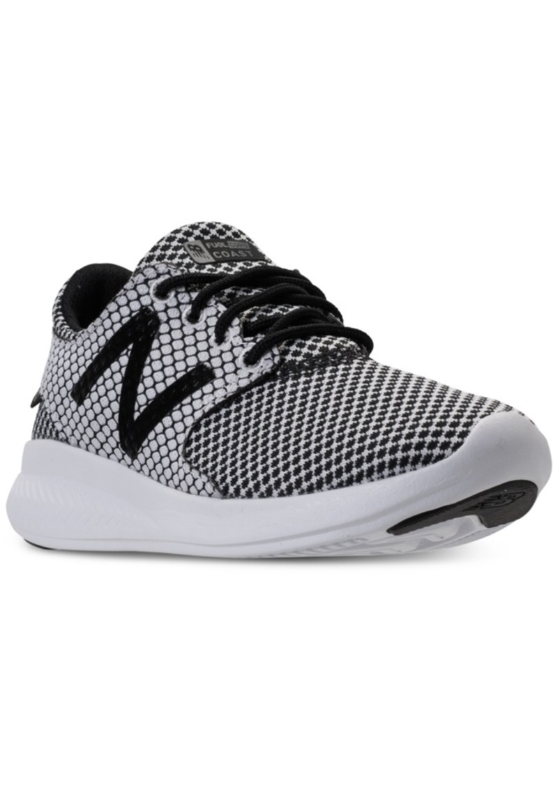 watch a362e a775e Little Boys' FuelCore Coast v3 Running Sneakers from Finish Line