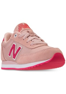New Balance Little Girls' 501 Casual Sneakers from Finish Line