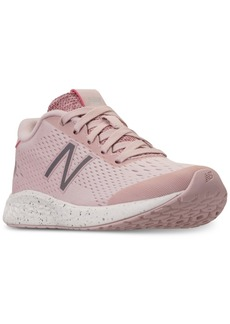New Balance Little Girls' Fresh Foam Arn V1 Running Sneakers from Finish Line