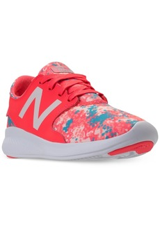 New Balance Little Girls' FuelCore Coast v3 Running Sneakers from Finish Line