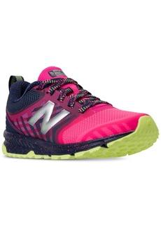 New Balance Little Girls' FuelCore Nitrel v3 Running Sneakers from Finish Line