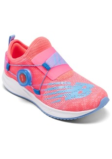 New Balance Little Girls' FuelCore Reveal Boa Running Sneakers from Finish Line