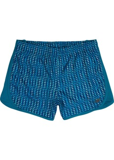 New Balance Girls' Little Print Performance Short