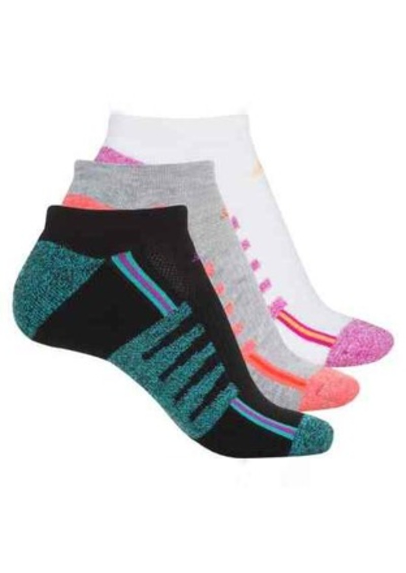 478ccd8ea50df Low-Cut High-Performance Socks - 3-Pack, Below the Ankle (For Women). New  Balance