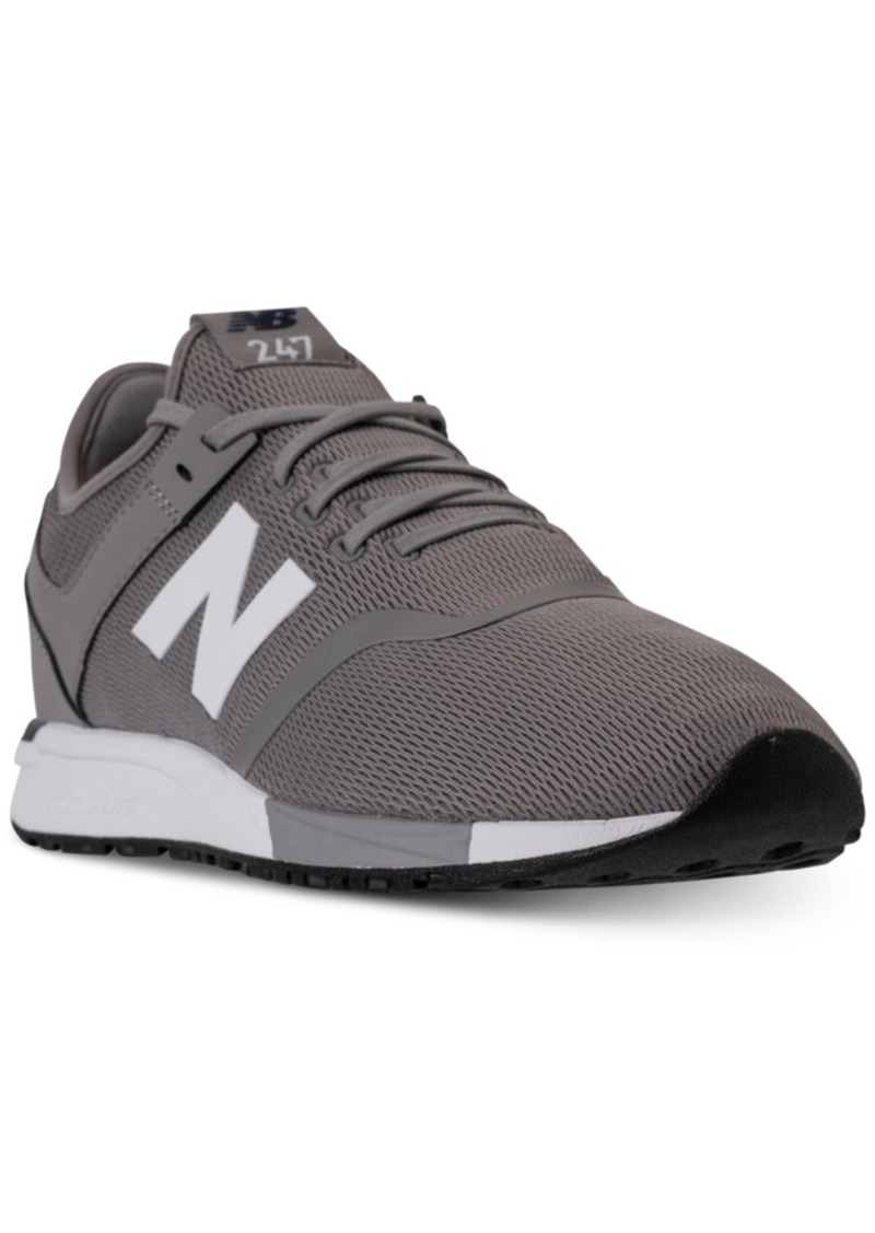 new arrival 9553d 468f9 Men s 247 Casual Sneakers from Finish Line. New Balance