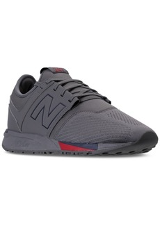 New Balance Men's 247 Synthetic Casual Sneakers from Finish Line