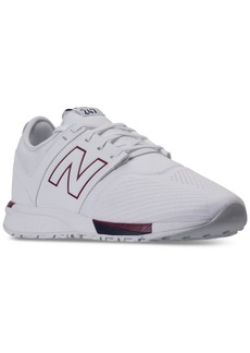 New Balance Men's 247 Synthetic Casual Sneakers
