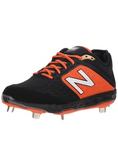 New Balance Men's 3000 V4 Metal Baseball Shoe   D US
