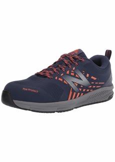 New Balance Men's Slip-Resistant 412 V1 Alloy Toe Industrial Shoe
