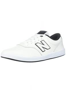 New Balance Men's 424v1 Lifestyle Skate Numeric Sneaker  6 2E US