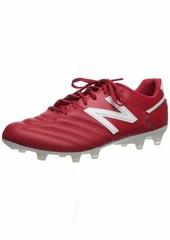 New Balance Men's 442 Team V1 Classic Soccer Shoe   D US