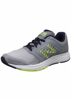 New Balance Men's 480v6 Running Shoe Steel/hi lite/Pigment 8.5 4E US