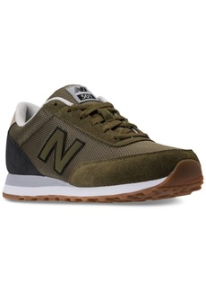 New Balance Men's 501 Casual Sneakers from Finish Line