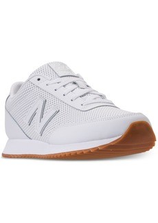 New Balance Men's 501 Leather Sneakers from Finish Line