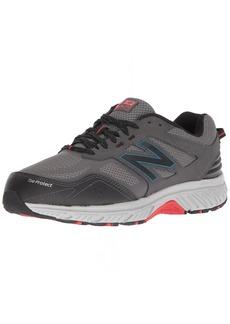 New Balance Men's 510v4 Cushioning Trail Running Shoe  9 4E US