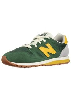 New Balance Men's 520v1 Sneaker team forest green/varsity gold  D US