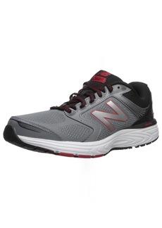 New Balance Men's 560v7 Cushioning Running Shoe   D US