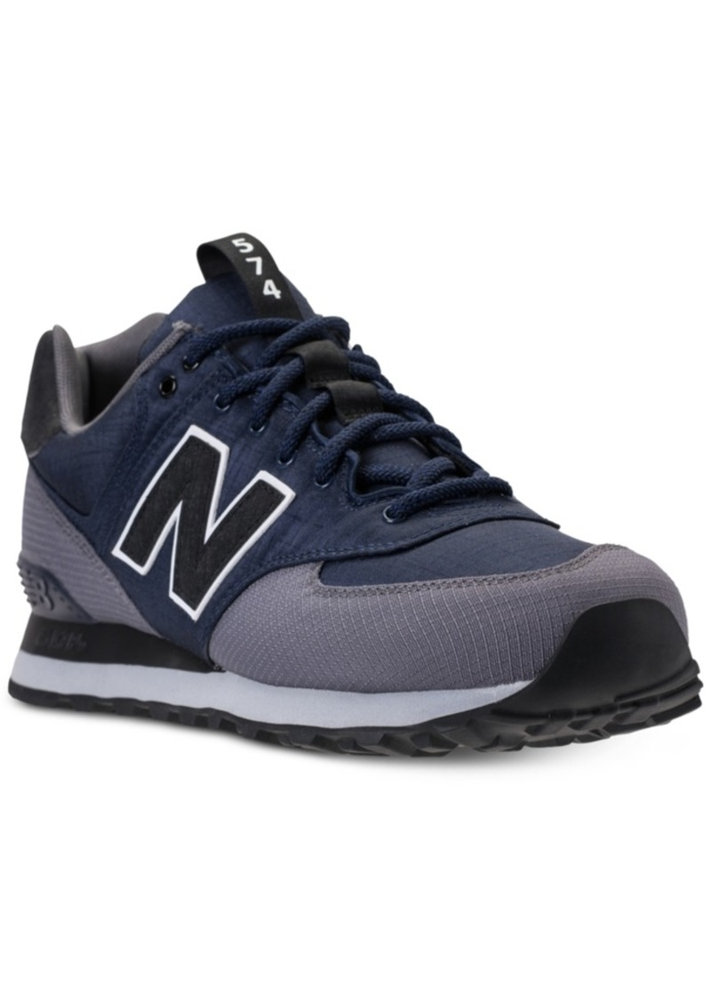 new balance men's 574 casual sneakers