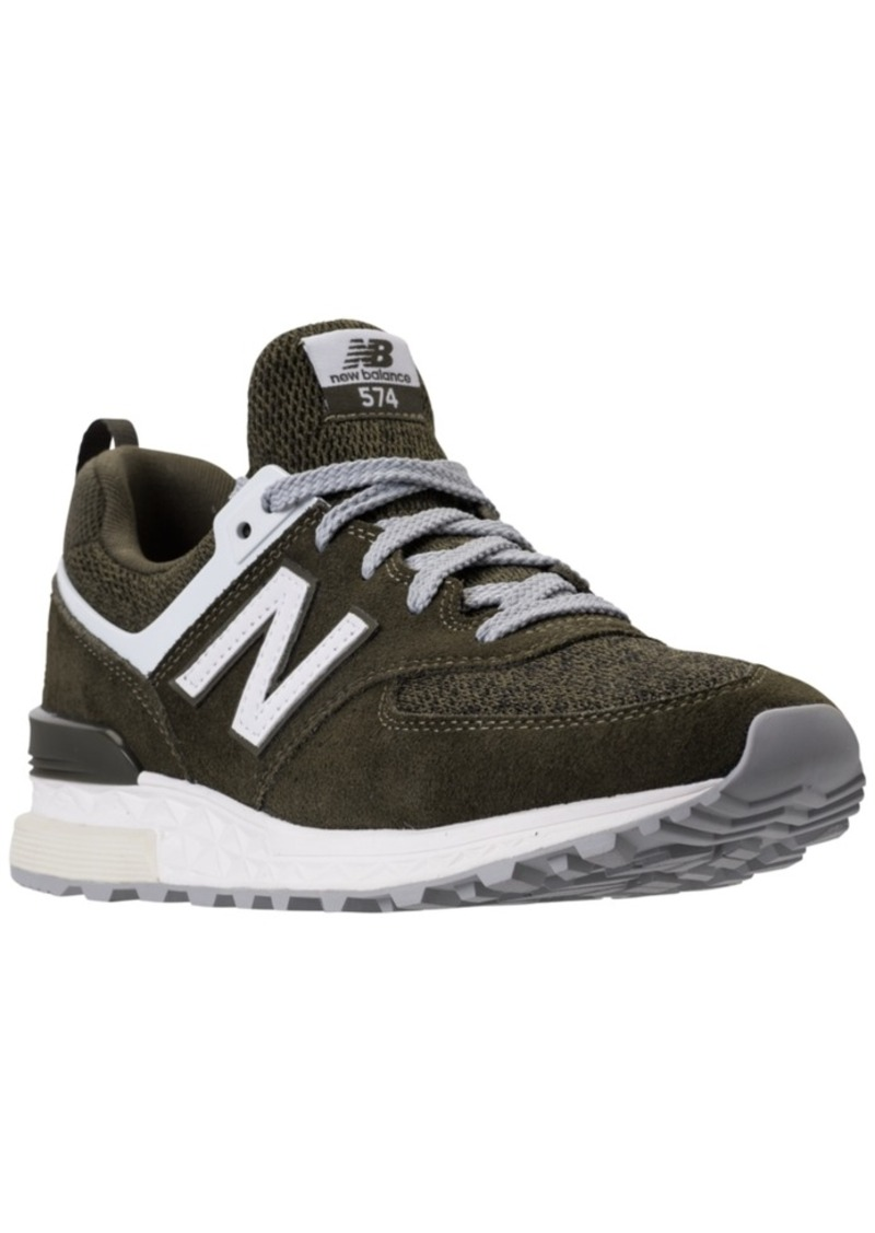 New Sport Men's Balance 574 Line Sneakers From Casual Finish IEeWHDY29b