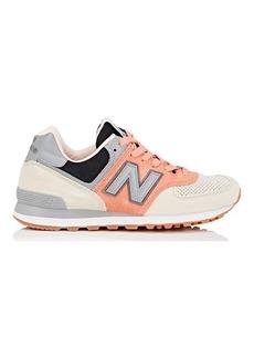 New Balance Men's 574 Suede & Nubuck Sneakers