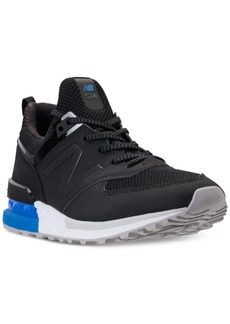 New Balance Men's 574 Synthetic Casual Sneakers from Finish Line