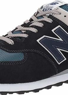 New Balance Men's 574 V2 Essential Sneaker   M US