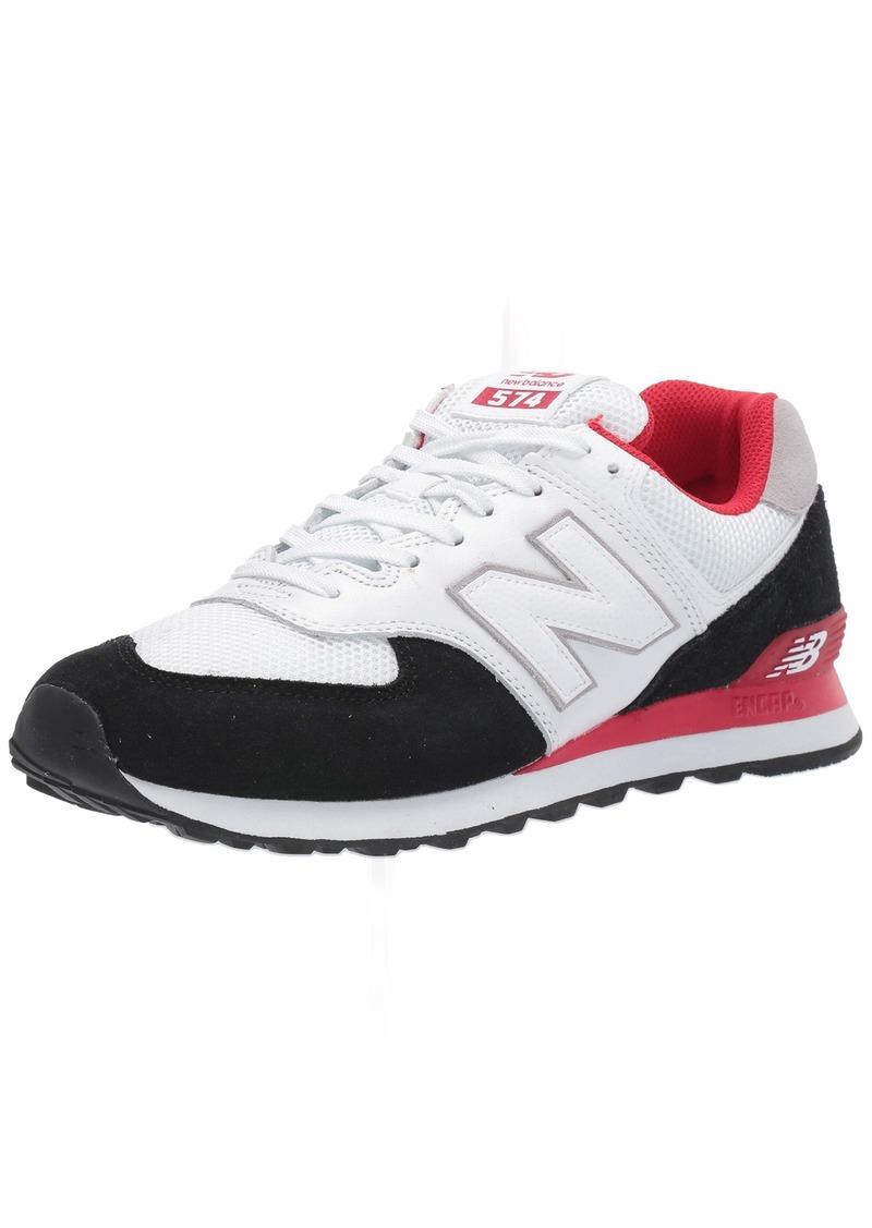 New Balance Men's 574v2 Sneaker  7.5 2E US