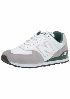 New Balance Men's 574v2 Sneaker  14 2E US