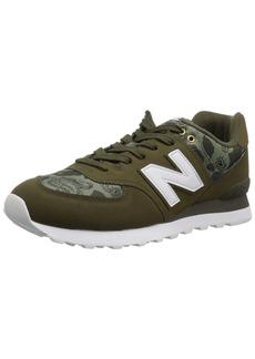 New Balance Men's 574v2 Sneaker   D US