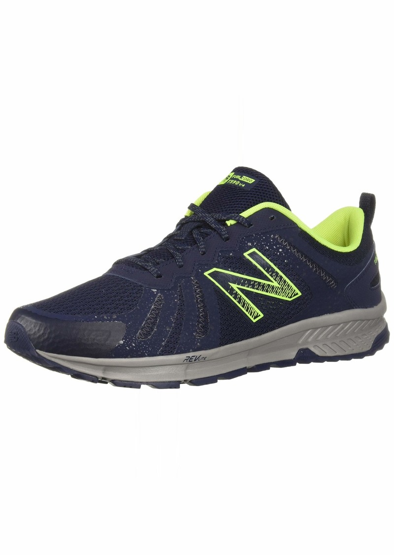 New Balance Men's 590v4 FuelCore Trail Running Shoe  13 4E US