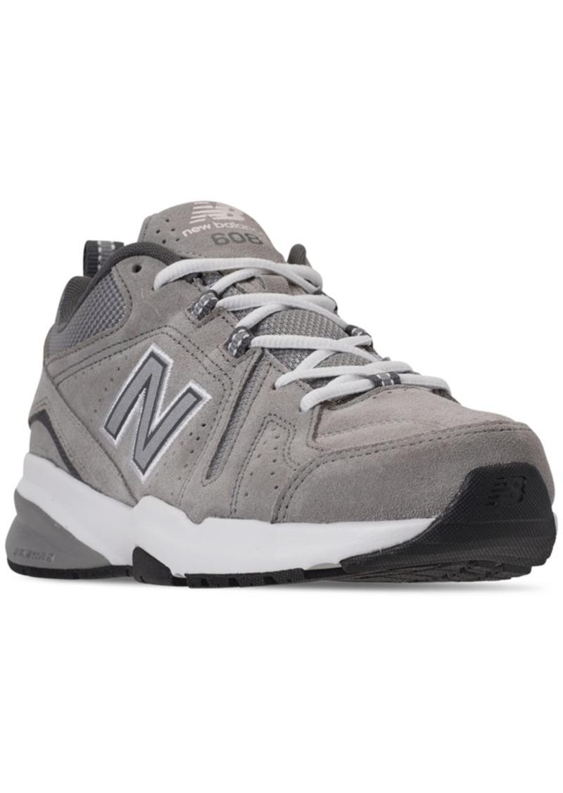 Men's 608v5 Running Sneakers from Finish Line