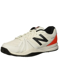 New Balance Men's 786 V2 Hard Court Tennis Shoe  7.5 2E US