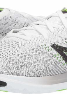 New Balance Men's 890v7 Running Shoe White/Black/RGB Green  D US