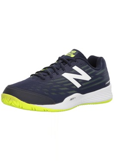 New Balance Men's 896v2 Hard Court Tennis Shoe  8 2E US