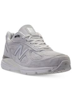 New Balance Men's 990 V4 Running Sneakers from Finish Line