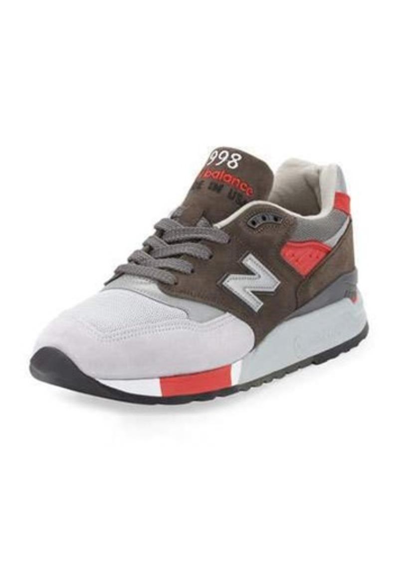 low priced 7b44c 79107 Men's 998 Age of Exploration Colorblock Sneaker