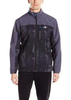 New Balance Men's All Motion Printed 4 Way Stretch Jacket