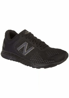 New Balance Men's Arishi V2 Fresh Foam Running Shoe Black  D US