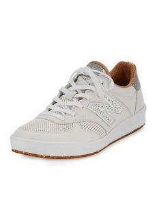 New Balance Men's CRT300v1 Leather Trainer Sneaker